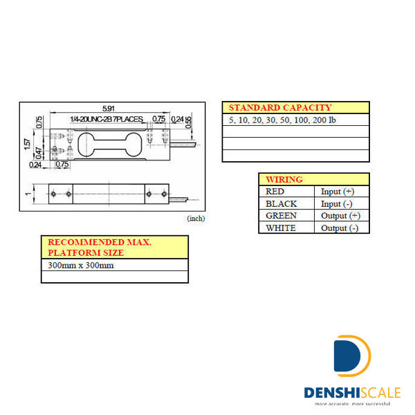 Loadcell VLC 131 (2)