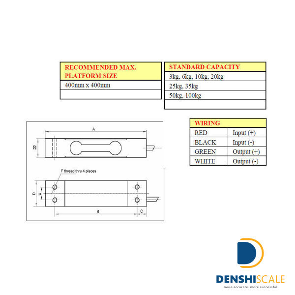 Loadcell VLC 134 (2)